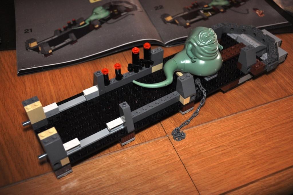 Lego - 6210 - Barge de Jabba Dsc_0117
