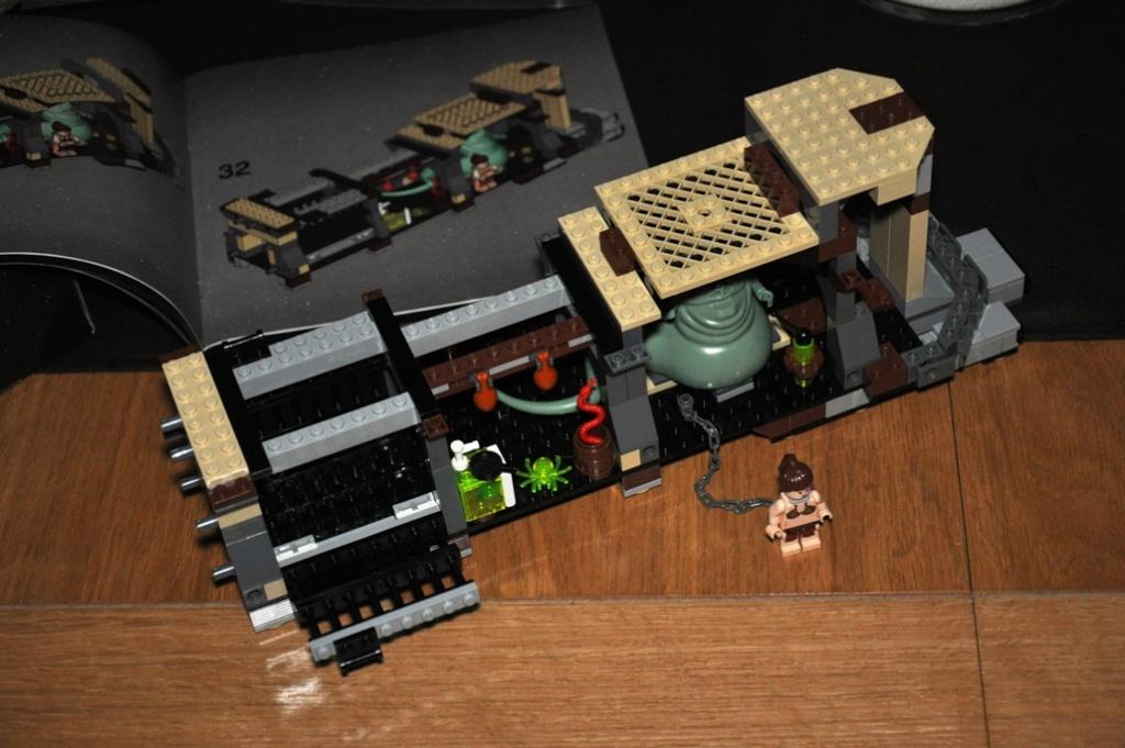 Lego - 6210 - Barge de Jabba Dsc_0119