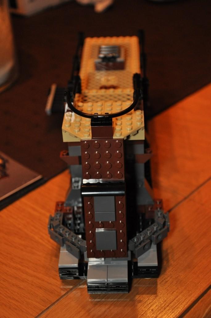 Lego - 6210 - Barge de Jabba Dsc_0122