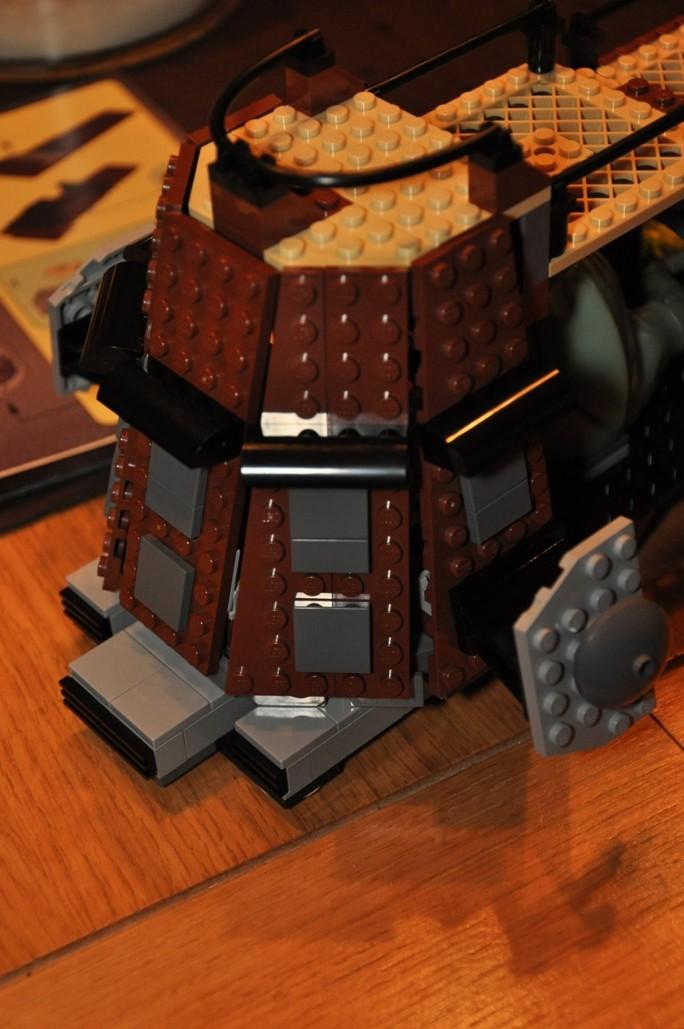 Lego - 6210 - Barge de Jabba Dsc_0123