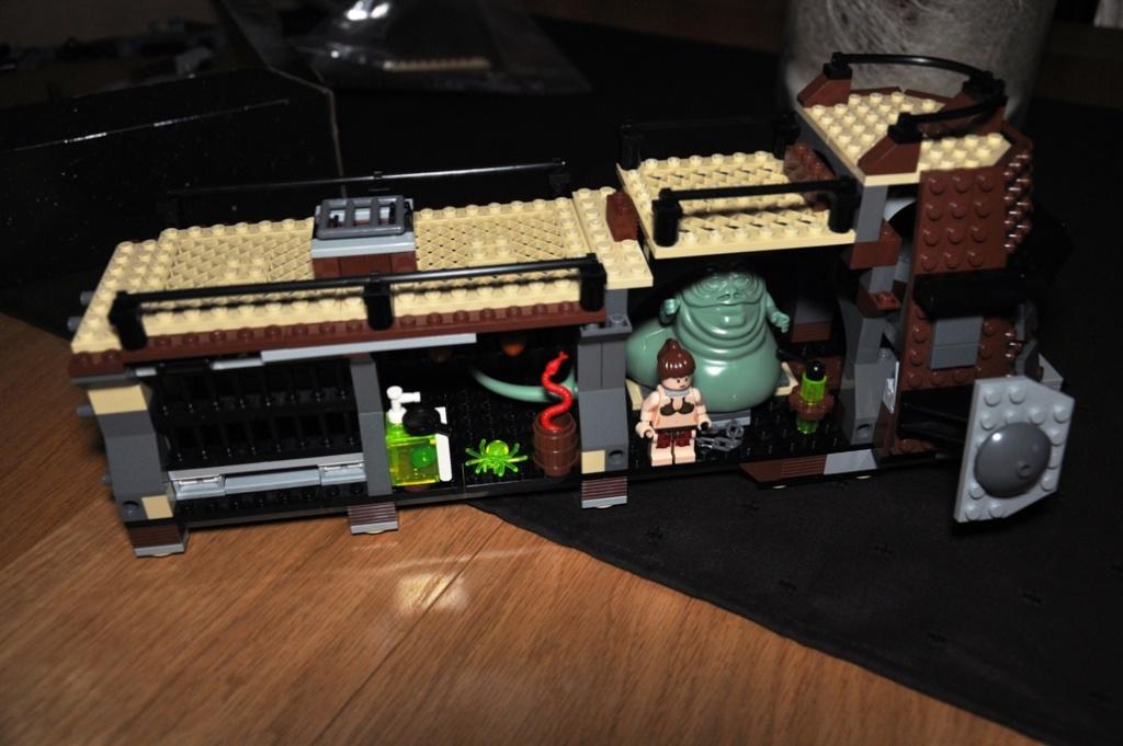 Lego - 6210 - Barge de Jabba Dsc_0124