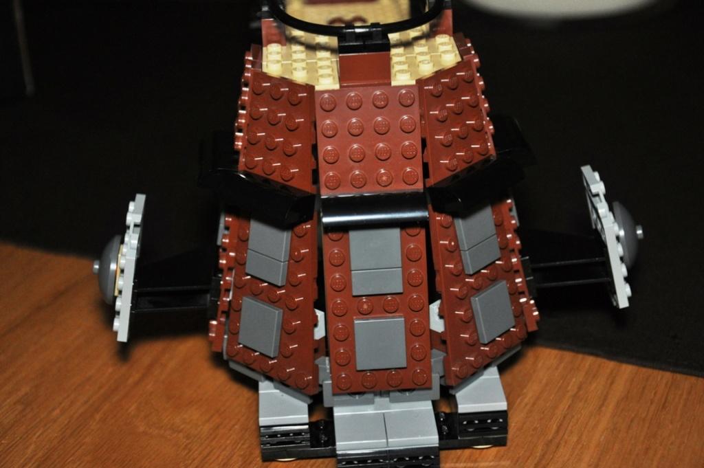 Lego - 6210 - Barge de Jabba Dsc_0125