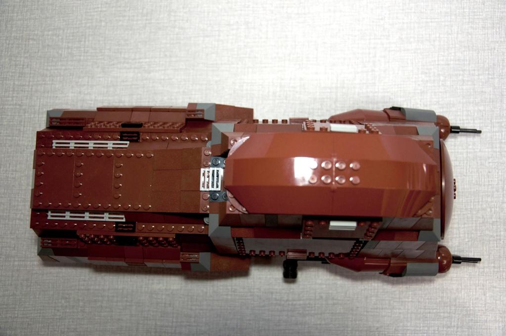 Lego - 7662 - Trade Federation MTT Dsc_0434