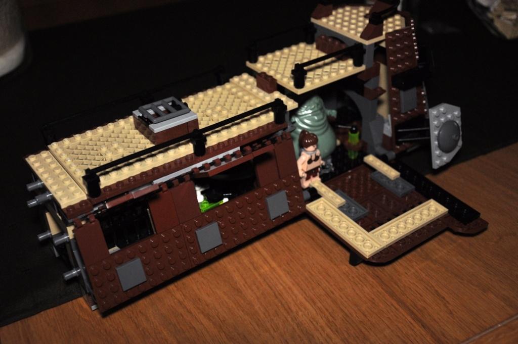 Lego - 6210 - Barge de Jabba Dsc_0514