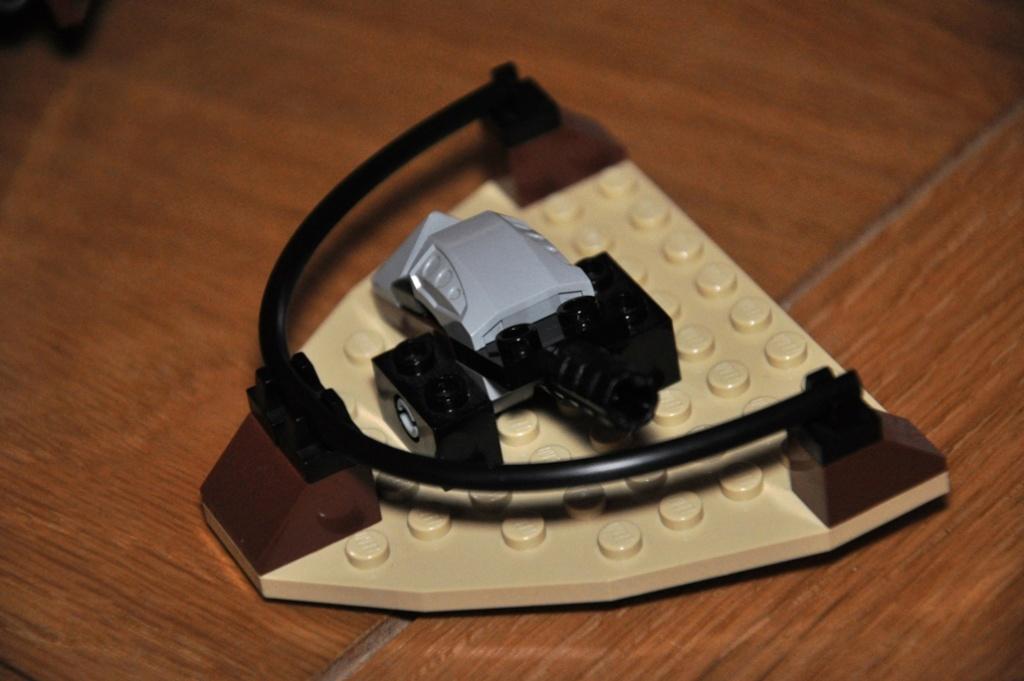 Lego - 6210 - Barge de Jabba Dsc_0519