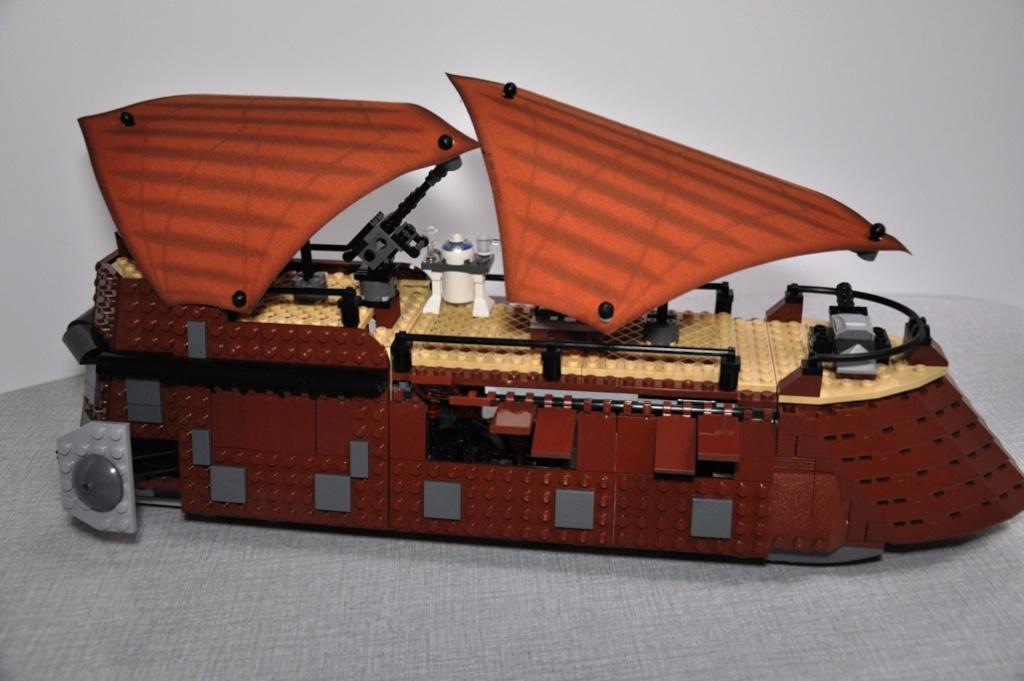 Lego - 6210 - Barge de Jabba Dsc_0523
