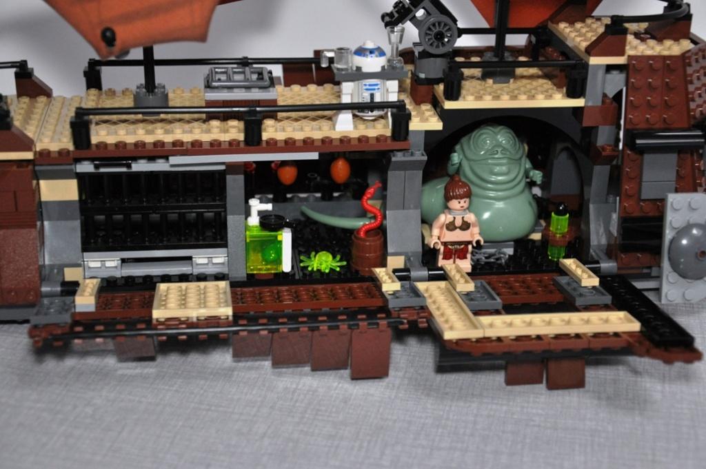 Lego - 6210 - Barge de Jabba Dsc_0525