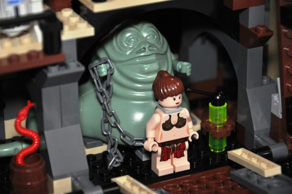 Lego - 6210 - Barge de Jabba Dsc_0530