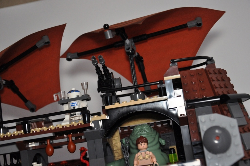 Lego - 6210 - Barge de Jabba Dsc_0532