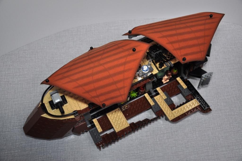 Lego - 6210 - Barge de Jabba Dsc_0533