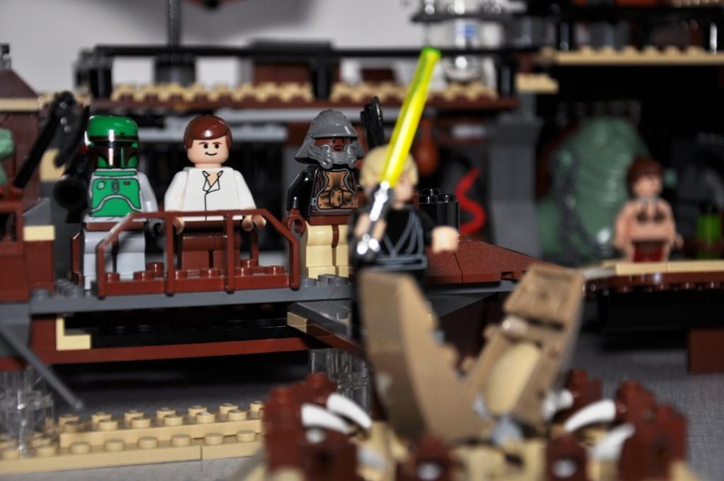 Lego - 6210 - Barge de Jabba Dsc_0539