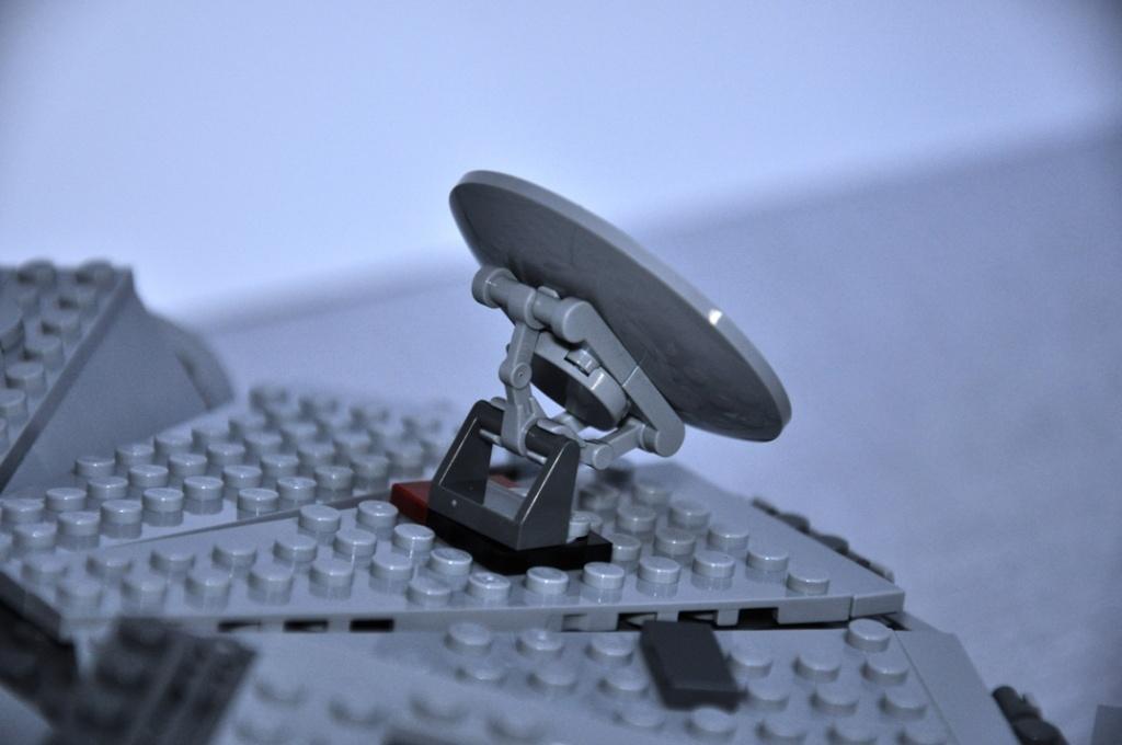 LEGO STAR WARS - 7965 - Millennium Falcon  Dsc_0571