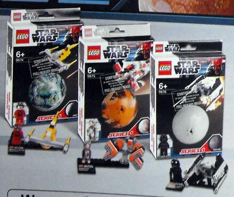 Nouveaux Mini set Lego à venir Planet10