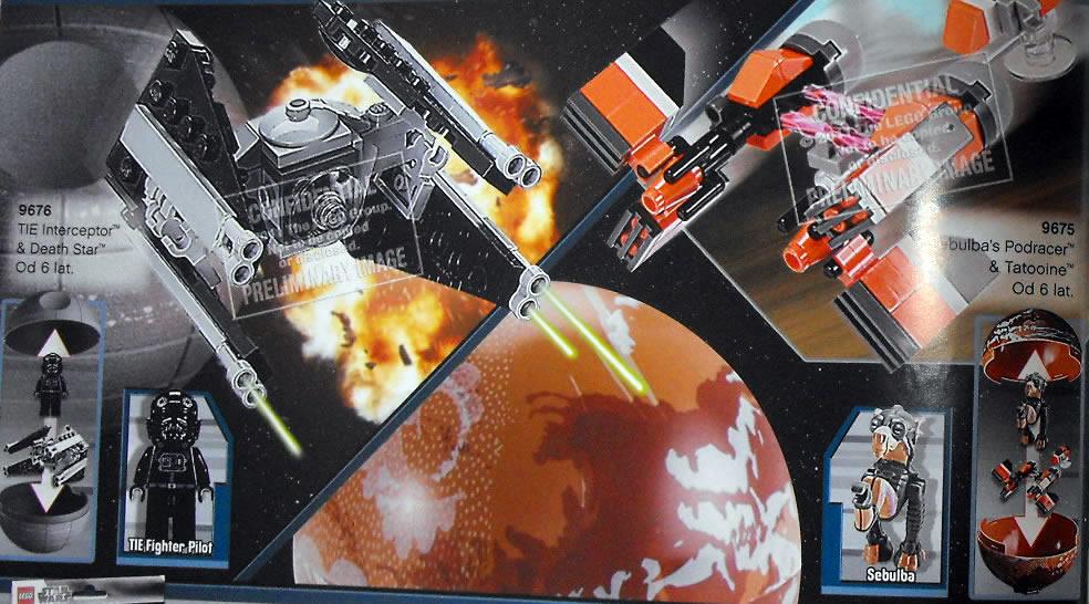 Nouveaux Mini set Lego à venir Planet13