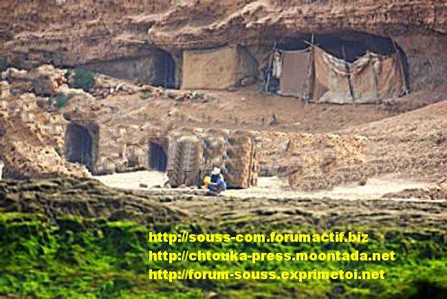 Les Grottes de Chtouka Sidi Bibi continuent de faire des victimes Tifnit10