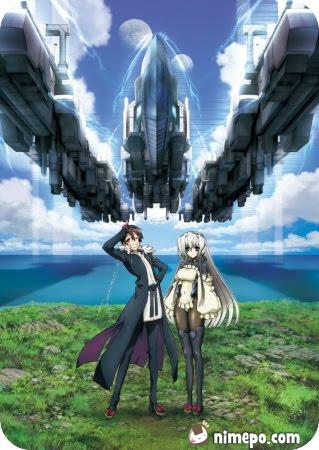 "Revelan opening del anime por Minori Chihara ""Kyoukai Senjou no Horizon"" Kyouka11"