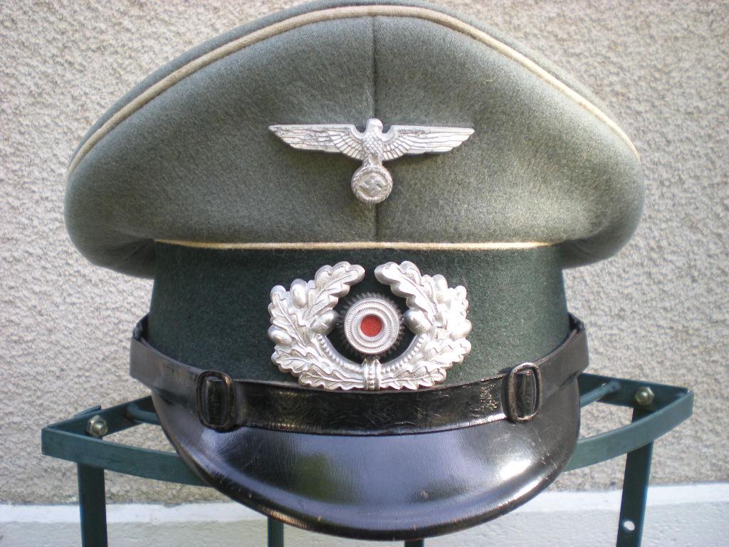 Passion Schirmmütze WW2 (casquettes sous Off / Off)  Eaxs10