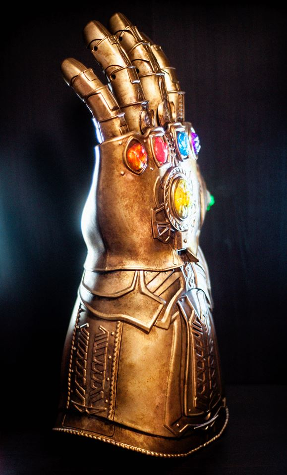 Collection n°236 : GLORIOUS THANOS GAUNTLET REPAINT 26/06 - Page 27 36200010