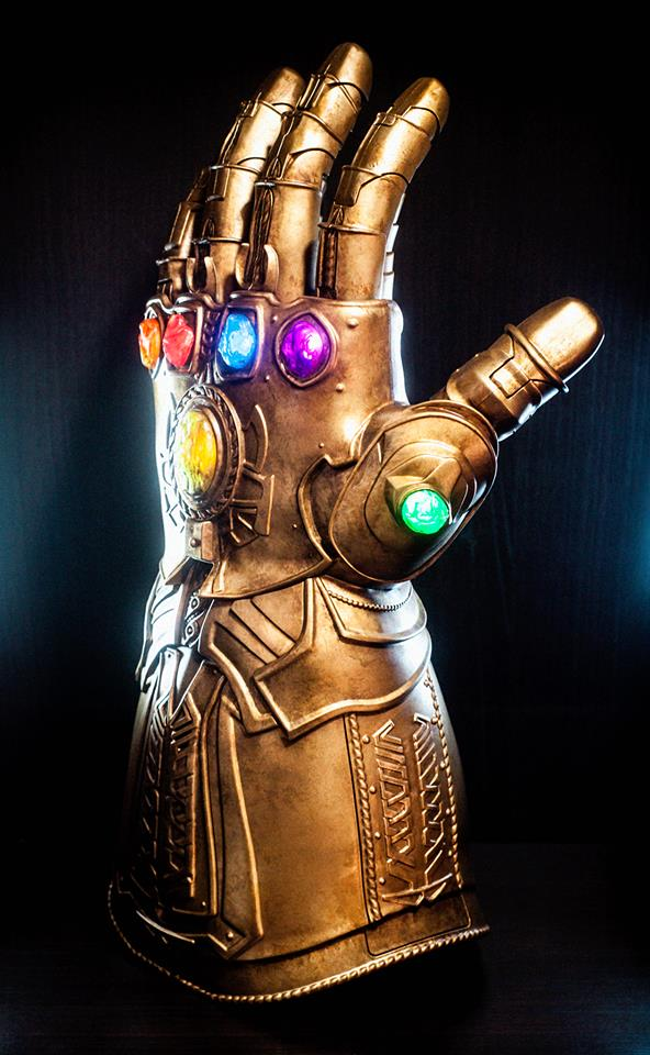 Collection n°236 : GLORIOUS THANOS GAUNTLET REPAINT 26/06 - Page 27 36235010