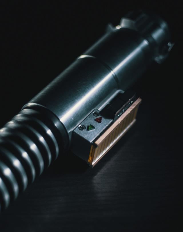 Nicksdad prototype 1 of 1 ROTJ LUKE V1 Sabre laser !! Baisse de prix! Good411