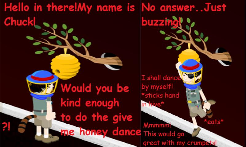 Random Contest #1: Humour Me Crums10