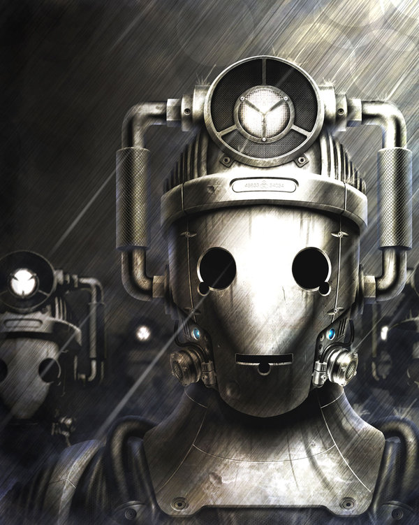 Next Cyberman redesign Cyberm11