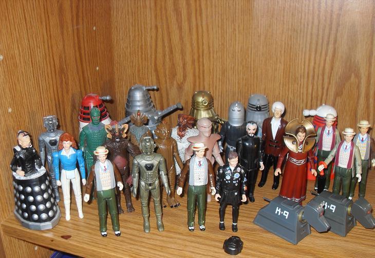 Vintage Dapol Doctor Who Figures Dapol_10
