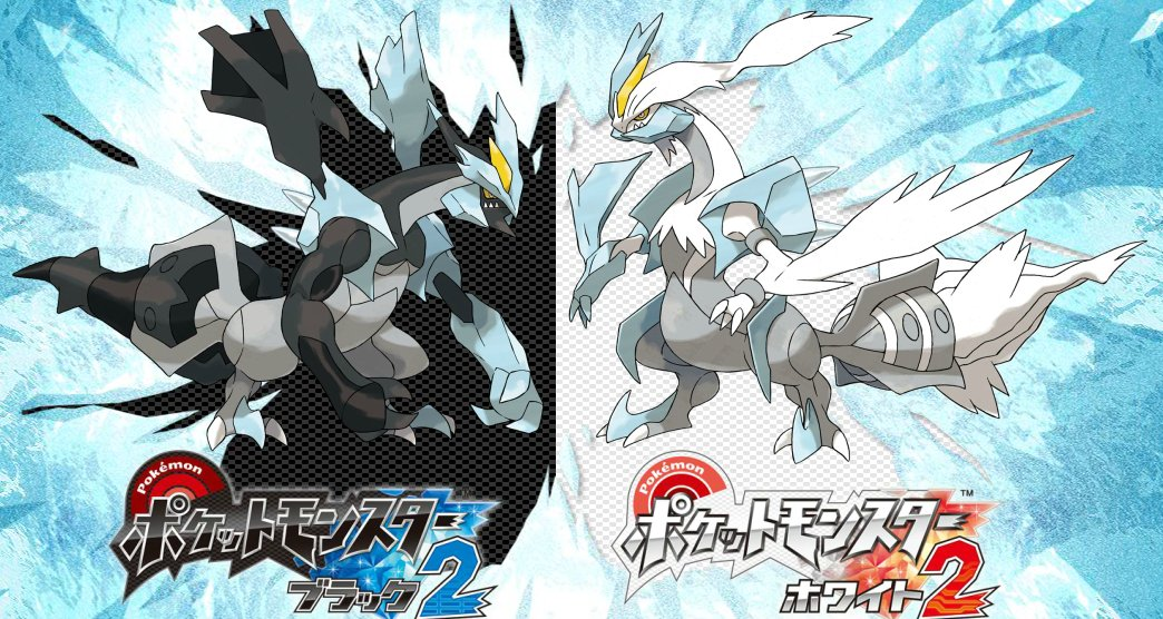 Pokemon White 2 & Pokemon Black 2 ??? Kyurem10