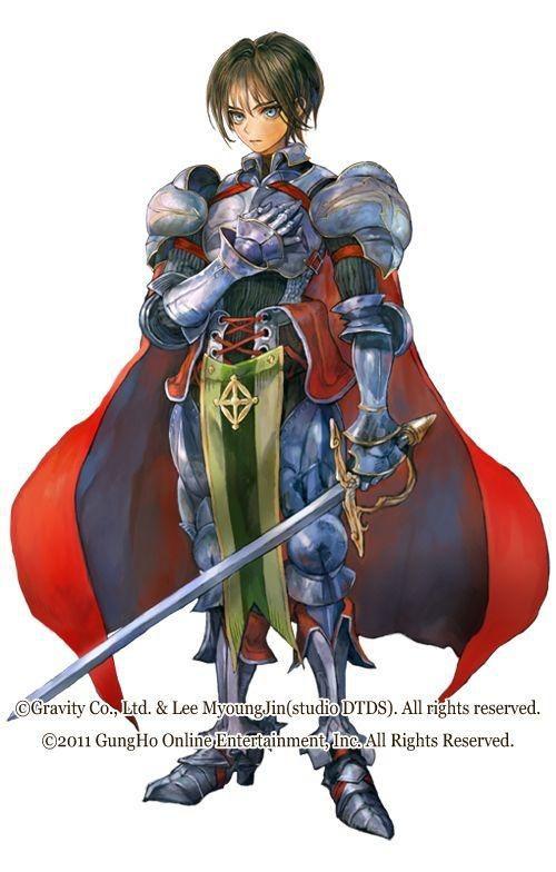 Ragnarok: The Imperial Princess of Light and Dark Ragnar14