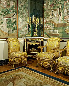 temple - L'Hôtel du Grand Prieur au Temple, chez le comte d'Artois 30010710