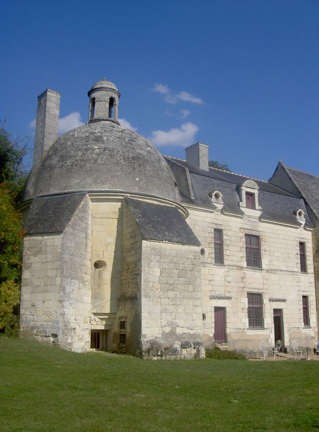 Le château de Brézé - Page 2 514