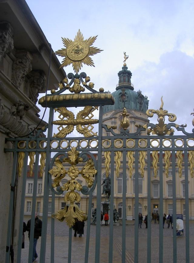 Le château de Charlottenburg (Berlin) Pict2337