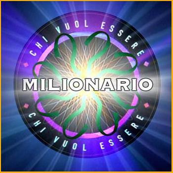 """Domande provino """"Chi vuol essere milionario?"""" 20090610"""
