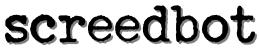 Generatore immagini macchina da scrivere automatica | ScreedBot Screed10