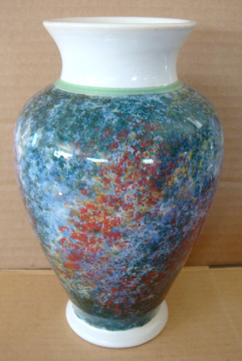 peter Shearer vase and sticker Dsc00648