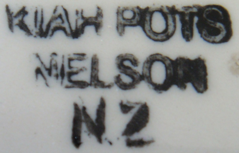 Some more potters for the gallery - Vic evans, Kiah Pots and DC? Dsc00715