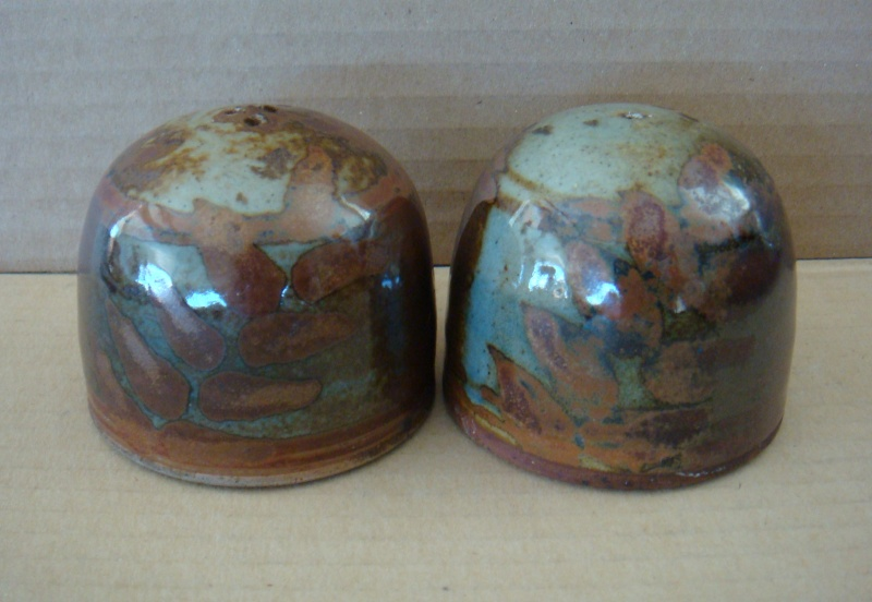 Some more potters for the gallery - Vic evans, Kiah Pots and DC? Dsc00719