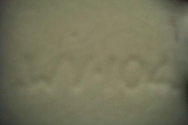 Number for Swoose vase WV 104 Dsc01013