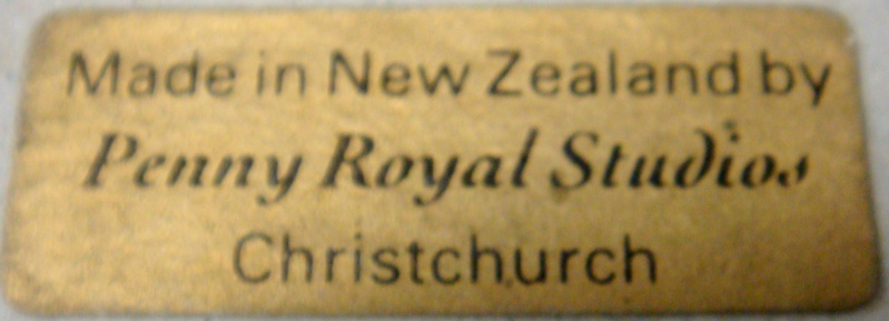 Penny Royal Studios Sticker Dsc02819