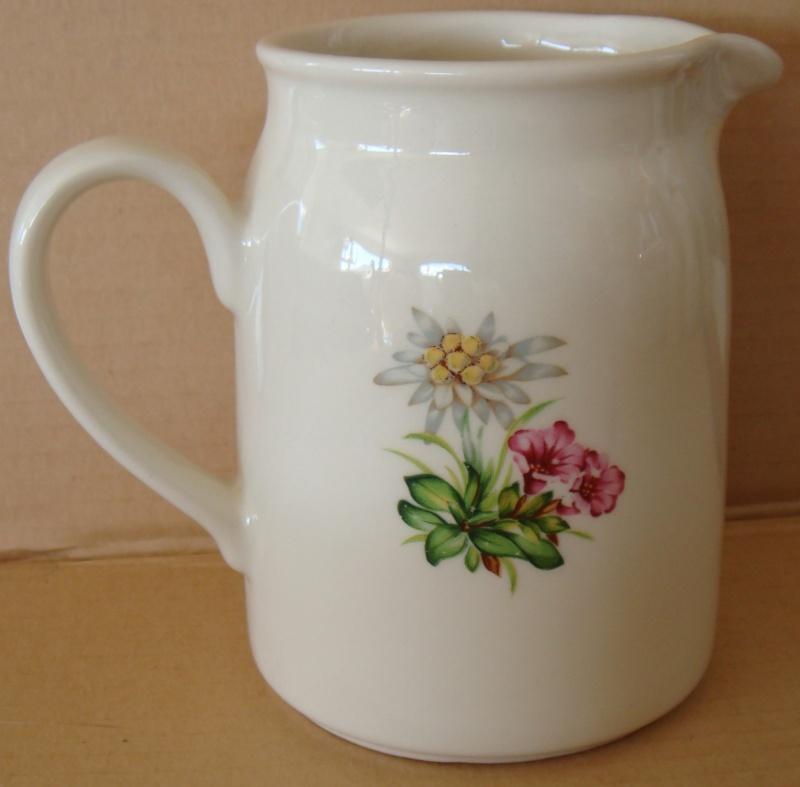 Titian floral jug & Lancelot cup? Also Guinevere Dsc05412