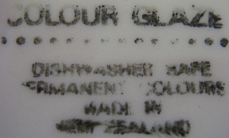 More photos for the gallery including Sahara and a speckled Colour Glaze & a Striped Forma ~ Dsc05444