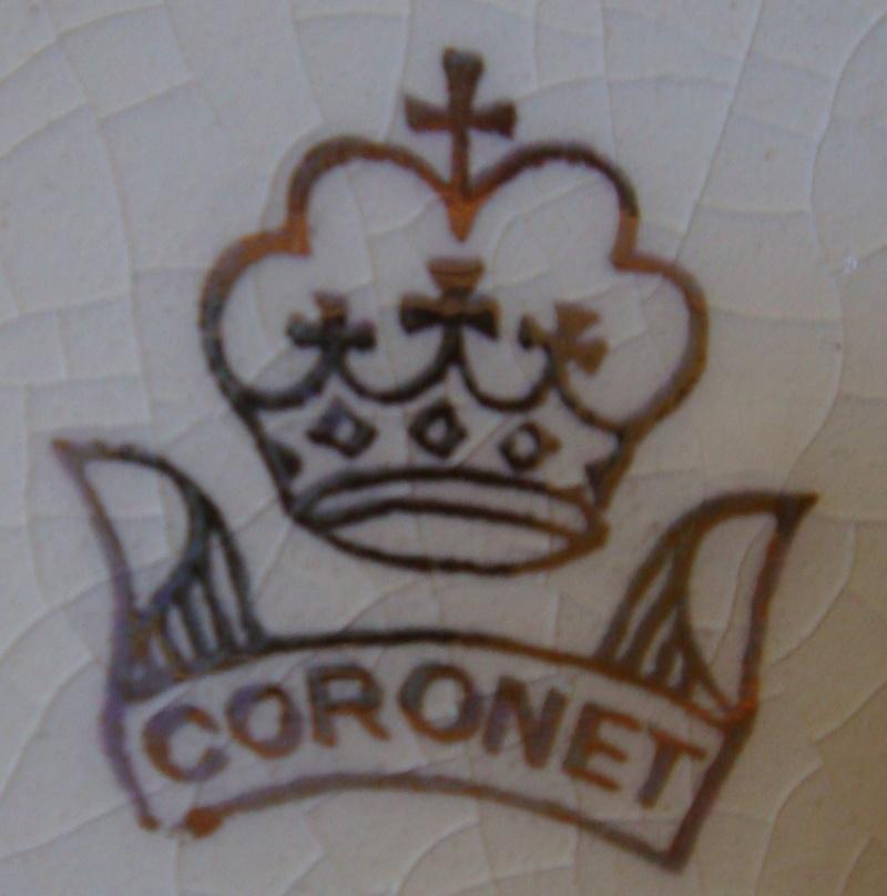 Is this a Crown Lynn Mark? Coronet Dsc05741