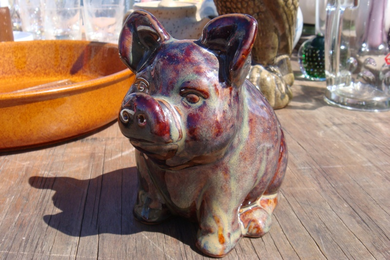 Did Crown Lynn make a Pig ? Dsc06011