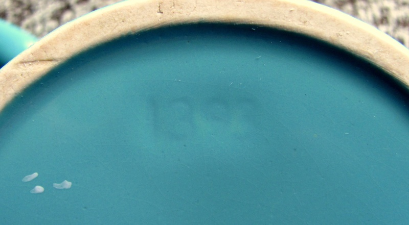 1393 large mug from Alice - Is this New Zealand pottery? Teal_c10