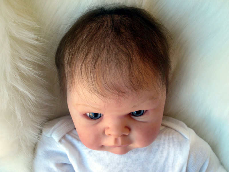 Naked Baby Contest  - Rooted Hair Nakedb15