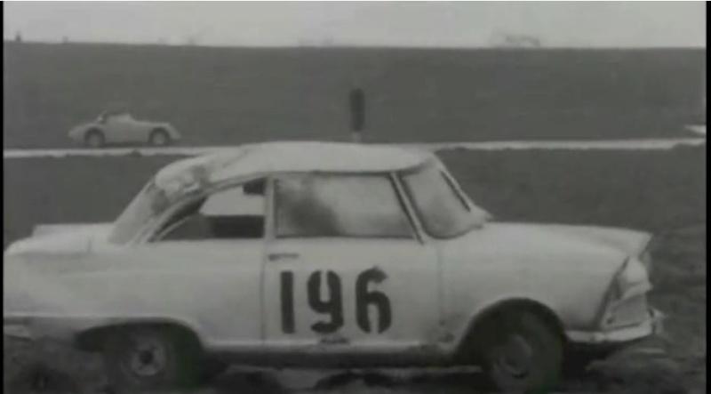 Fallait être fait fort! Vintage race. 19610