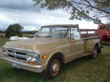 Cherche pickup GMC ou Chevrolet 1955 a 1972  - Page 2 41905110