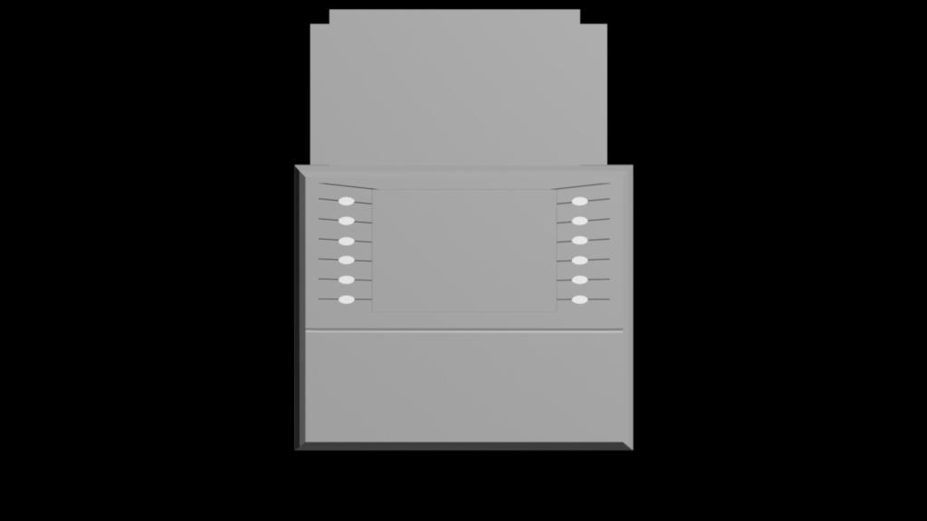 Wayfarer® 200 Ticket machine WIP Ticket10