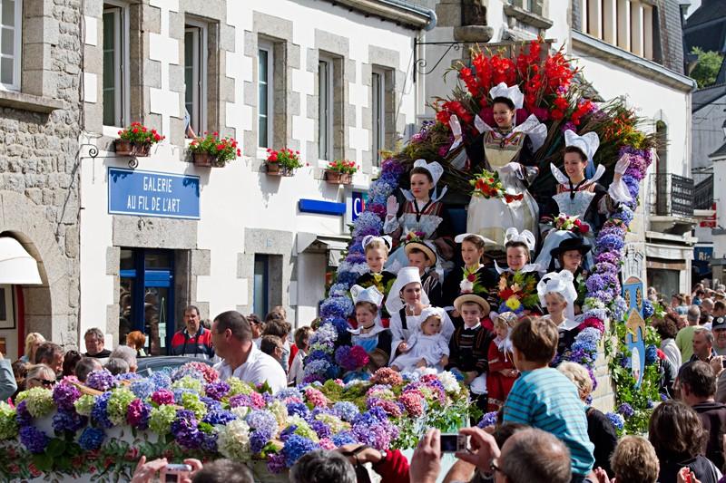 Fête des Fleurs d'Ajonc 2011 Pont2012