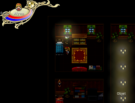 Clock tower [jeux finis] Screen14
